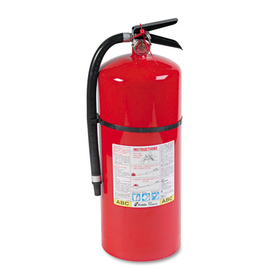 ProLine Pro 20 MP Fire Extinguisher, 6-A, 80-B:C, 195psi, 21.6h x 7dia, 18lb, Price/EA