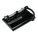 MASTER PRODUCTS MFG. CO. MAT1340PB 40-Sheet Lever Action Two- To Seven-Hole Punch, 13/32