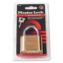 MASTER LOCK COMPANY MLK175D Resettable Combination Padlock, 2