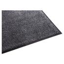 MILLENNIUM MAT COMPANY MLL94040630 Platinum Series Indoor Wiper Mat, Nylon/polypropylene, 48 X 72, Gray