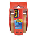 3M/COMMERCIAL TAPE DIV. MMM143 3850 Heavy-Duty Packaging Tape In Sure Start Disp., 1.88