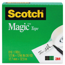 3M/COMMERCIAL TAPE DIV. MMM810341296 Magic Tape, 3/4