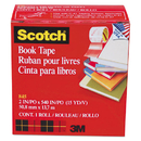 3M/COMMERCIAL TAPE DIV. MMM8452 Book Repair Tape, 2