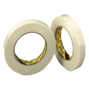 3M/COMMERCIAL TAPE DIV. MMM8931 Filament Tape, 24mm X 55m, 3