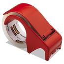 3M/COMMERCIAL TAPE DIV. MMMDP300RD Compact And Quick Loading Dispenser For Box Sealing Tape, 3