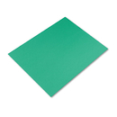 PACON CORPORATION PAC54661 Colored Four-Ply Poster Board, 28 X 22, Holiday Green, 25/carton