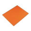PACON CORPORATION PAC54781 Colored Four-Ply Poster Board, 28 X 22, Orange, 25/carton