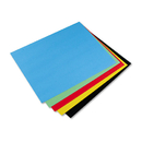 PACON CORPORATION PAC54871 Colored Four-Ply Poster Board, 28 X 22, Assortment, 25/carton