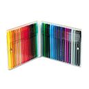 PENTEL OF AMERICA PENS36036 Fine Point Color Pen Set, 36 Assorted Colors, 36/set
