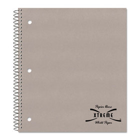 Subject Wirebound Notebook, College/Margin Rule, Ltr, We, 80 Sheet/Pad, Price/EA