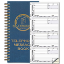 REDIFORM OFFICE PRODUCTS RED50079 Wirebound Message Book, 2 3/4 X 5, Two-Part Carbonless, 600 Sets/book