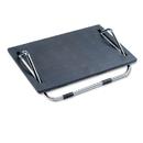 SAFCO PRODUCTS SAF2105 Ergo-Comfort Adjustable Footrest, 18-1/2w X 11-1/2d X 5h, Black