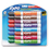 SANFORD INK COMPANY SAN81045 Low Odor Dry Erase Marker, Chisel Tip, Assorted, 16/set