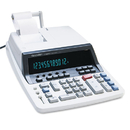 Sharp SHRQS2760H Qs-2760h Two-Color Ribbon Printing Calculator, Black/red Print, 4.8 Lines/sec