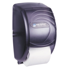 Duett Toilet Tissue Dispenser, 7 1/2 X 7 X 12 3/4, Black Pearl, Price/EA
