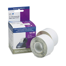 SEIKO INSTRUMENTS INC. SKPSLP2RL Self-Adhesive Address Labels, 1-1/8 X 3-1/2, White, 260/box
