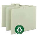 SMEAD MANUFACTURING CO. SMD50365 Recycled Top Tab File Guides, Monthly, 1/3 Tab, Pressboard, Letter, 12/set