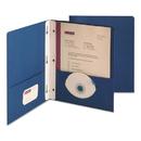 SMEAD MANUFACTURING CO. SMD88054 2-Pocket Folder W/tang Fastener, Letter, 1/2