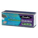 ACCO BRANDS SWI35450 S.f. 4 Premium Chisel Point 210 Count Full-Strip Staples, 5000/box