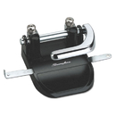 ACCO BRANDS SWI74060 40-Sheet Heavy-Duty Steel Two-Hole Punch, 1/4