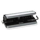 ACCO BRANDS SWI74300 32-Sheet Easy Touch Two-To-Seven-Hole Punch, 9/32