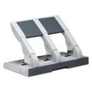 ACCO BRANDS SWI74550 75-Sheet Heavy-Duty Three-Hole Adjustable Punch, 9/32