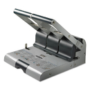 ACCO BRANDS SWI74650 160-Sheet Heavy-Duty Two-To-Three-Hole Punch, 9/32