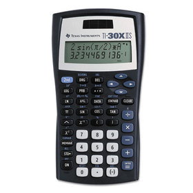TI-30X IIS Scientific Calculator, 10-Digit LCD, Price/EA