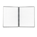 TOPS BUSINESS FORMS TOP25331 Royale Wirebound Business Notebook, Legal/wide, 8 X 10 1/2, White, 96 Sheets