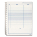 TOPS BUSINESS FORMS TOP63826 Docket Gold And Noteworks Project Planners, 6 3/4 X 8 1/2