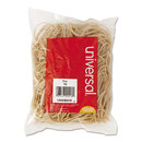 UNIVERSAL PRODUCTS UNV00418 Rubber Bands, Size 18, 3 X 1/16, 400 Bands/1/4lb Pack