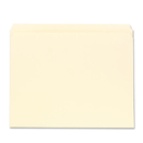 UNIVERSAL PRODUCTS UNV12110 File Folders, Straight Cut, One-Ply Top Tab, Letter, Manila, 100/box