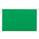 UNIVERSAL PRODUCTS UNV14217 Hanging File Folders, 1/5 Tab, 11 Point Stock, Legal, Green, 25/box