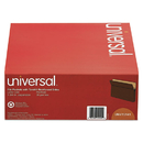 UNIVERSAL PRODUCTS UNV15141 1 3/4 Inch Expanding File Pockets, Straight Tab, Letter, Redrope/manila, 25/box