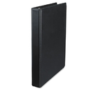 UNIVERSAL PRODUCTS UNV20711 Deluxe Round Ring View Binder, 1