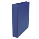 UNIVERSAL PRODUCTS UNV20775 D-Ring Binder, 1-1/2