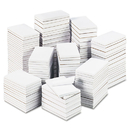 UNIVERSAL PRODUCTS UNV35623 Bulk Scratch Pads, Unruled, 3 X 5, White, 180 100-Sheet Pads/carton