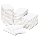 UNIVERSAL PRODUCTS UNV35625 Bulk Scratch Pads, Unruled, 5 X 8, White, 100-Sheet Pads, 64 Pads/carton