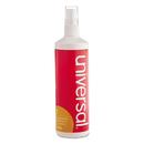UNIVERSAL PRODUCTS UNV43661 Dry Erase Spray Cleaner, 8oz Spray Bottle
