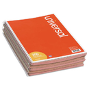 UNIVERSAL PRODUCTS UNV48005 Wirebound Message Books, 3-3/16 X 5 1/2, Two-Part Carbonless, 200-Set Book