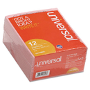 UNIVERSAL PRODUCTS UNV48023 Important Message