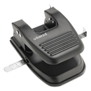 UNIVERSAL PRODUCTS UNV74222 30-Sheet Two-Hole Punch, 9/32