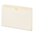UNIVERSAL PRODUCTS UNV74500 Economical File Jackets With 1 1/2 Expansion, Legal, 11 Point Manila, 50/box