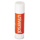 UNIVERSAL PRODUCTS UNV75750 Glue Stick, .74 Oz, Stick, Clear, 12/pack
