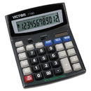 Victor VCT1190 1190 Executive Desktop Calculator, 12-Digit Lcd