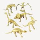 US TOY 1630 Skeleton Dinos