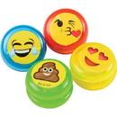 US TOY 1644 Mini Smiley Face Yo-Yos