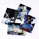 US TOY 1729 Space Station Memo Pads
