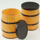 US TOY 2340 Mini Western Barrel Containers