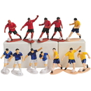 US TOY 2460 Soccer Player Toy Figures